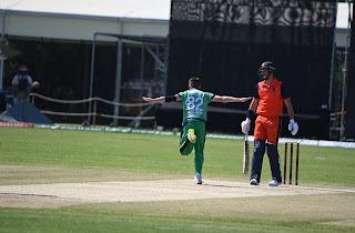 Netherlands vs Ireland 2nd ODI 2021 Highlights