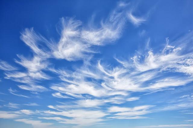 Jenis awan cirrus
