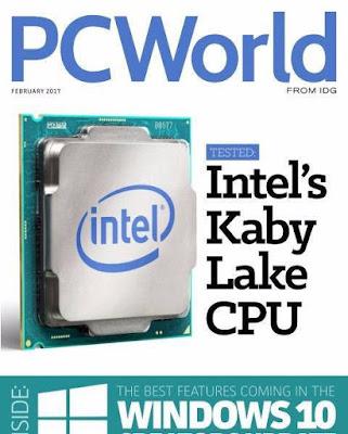 PCWorld Magazine February 2017