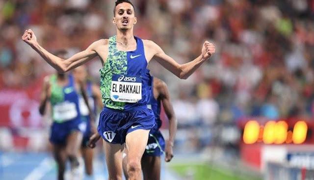 العداء المغربي سفيان البقالي يحقق إنتصارا جديدا في مسافة الـ1500 متر بملتقى مرسيليا الدولي 14 لألعاب القوى