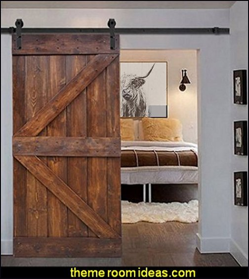 barn doors farmhouse decorating  Industrial farmhouse decor -  rustic farmhouse decor