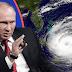 Putin: A Rússia tem evidências de satélites de que os furacões foram criados artificialmente com máquinas