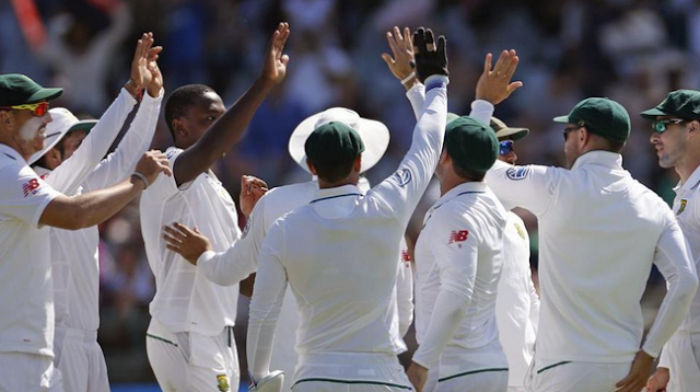 Sri Lanka beat South Africa by 278 runs, African team bowled out for 73 1st Test