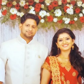 Actress Sreelaya to marry Nivil Chacko| Engagement  Photos