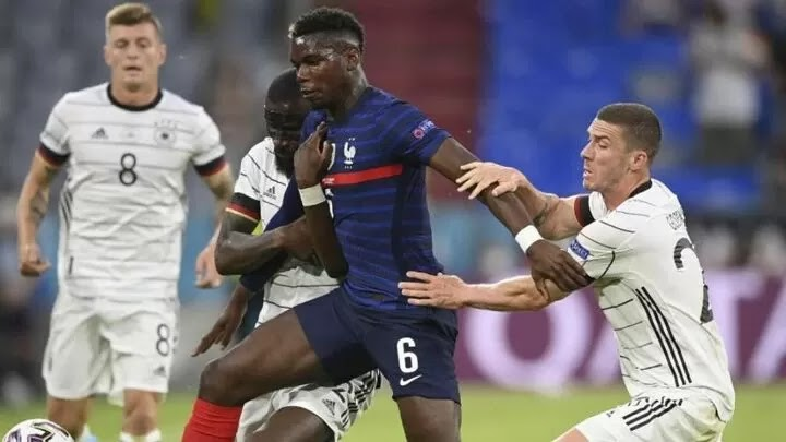 PSG hope move for Pogba could convince Mbappe to stay