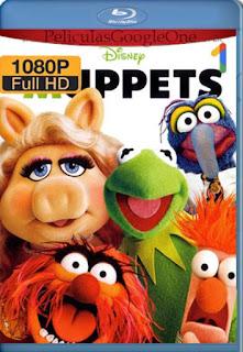 Los Muppets [2011] [1080p BRrip] [Latino-Inglés] [GoogleDrive] RafagaHD