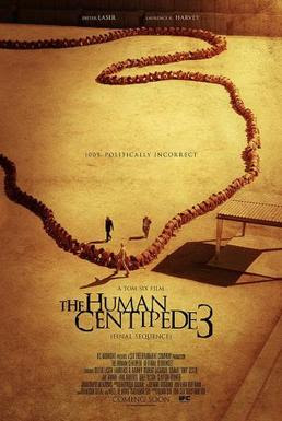 Review Film The Human Centipede 3 2014 Niskala Adagium