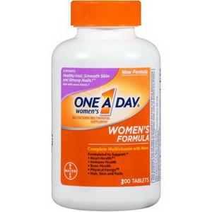 Viên Uống Vitamin Tổng Hợp One A Day Women's Formula 300 Viên Của Mỹ