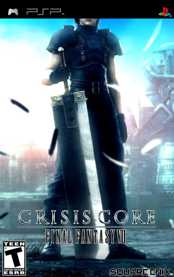 Download free software final fantasy crisis core iso english.