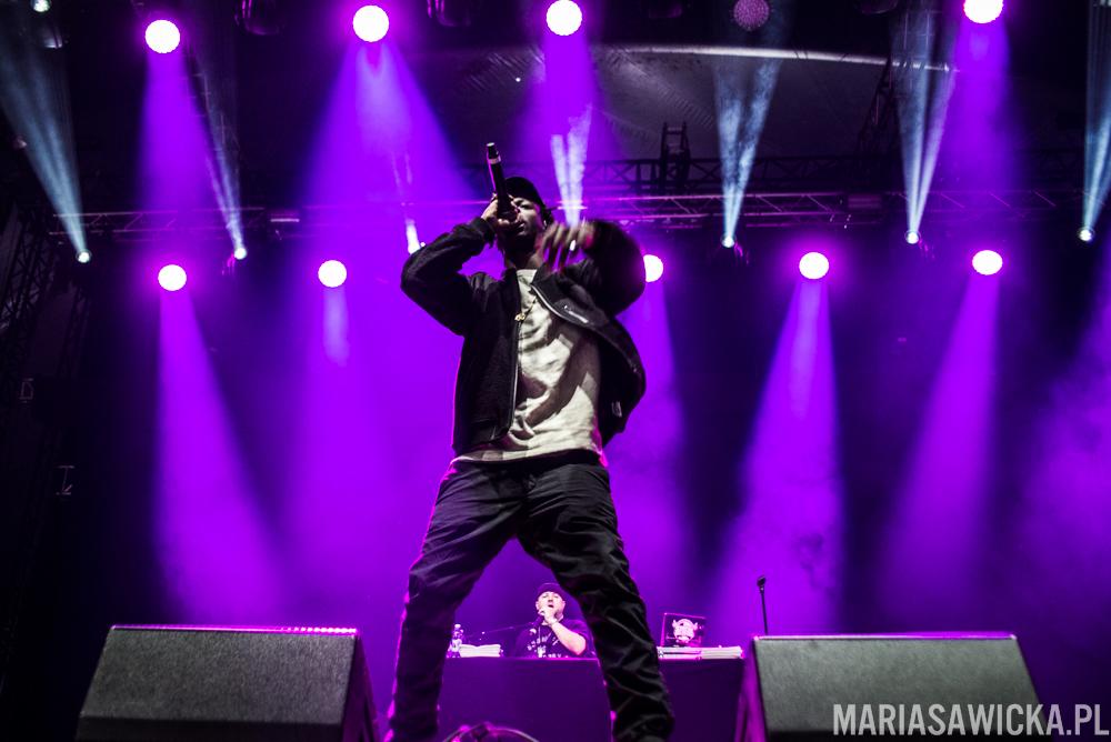 Joey Bada$$ Provinssi Festivaali 2015 Seinäjoki