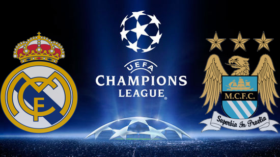 Siaran Semi-Final Liga Champions: Live Streaming Manchester City vs Real Madrid