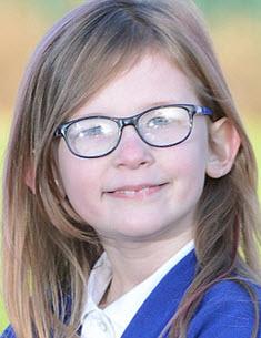 Olivia Farnsworth, 7 Ετών Βιονικό Κορίτσι 1