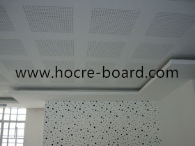 Hocreboard Building Materials: High quality perforated