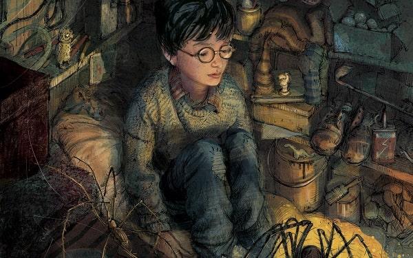 Kitap yorumu: J. K. Rowling - Harry Potter ve Felsefe Taşı (Harry Potter Serisi 1. Kitap)