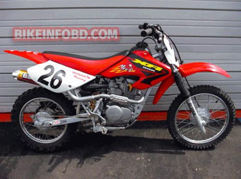 2003 Honda XR80