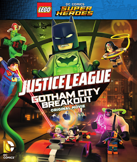 LEGO: Justice League: Gotham City Breakout (2016) เลโก้ จัสติซ ลีก: สงครามป่วนเมืองก็อตแธม