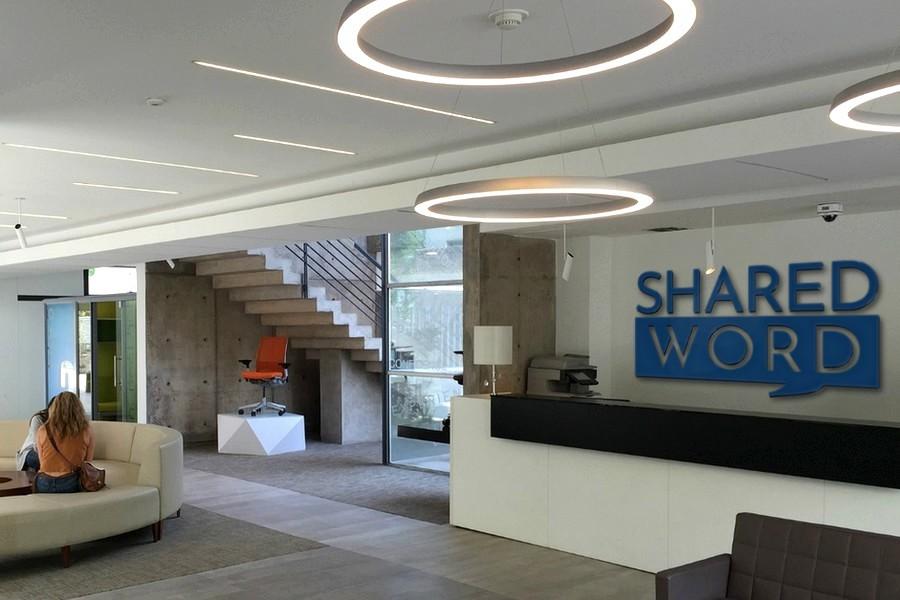 SharedWord Mock Office