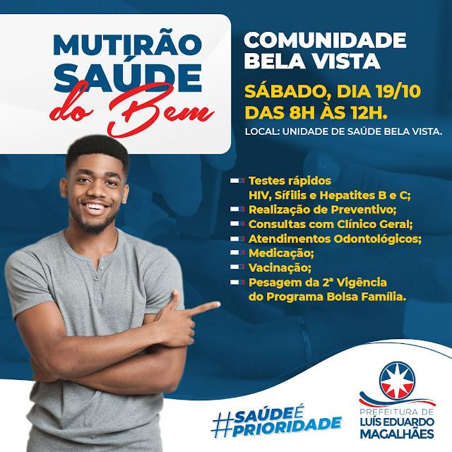 Prefeitura de Luis Eduardo Magalhaes