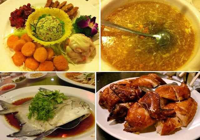 Wedding Food Ala Chinese