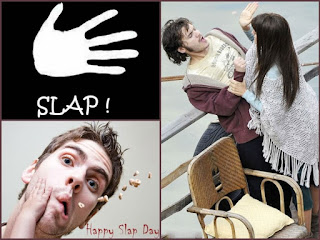Happy Slap Day Image