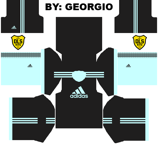 f51f2031551 Kumpulan Kit Jersey & Logo Dream League Soccer Adidas HD