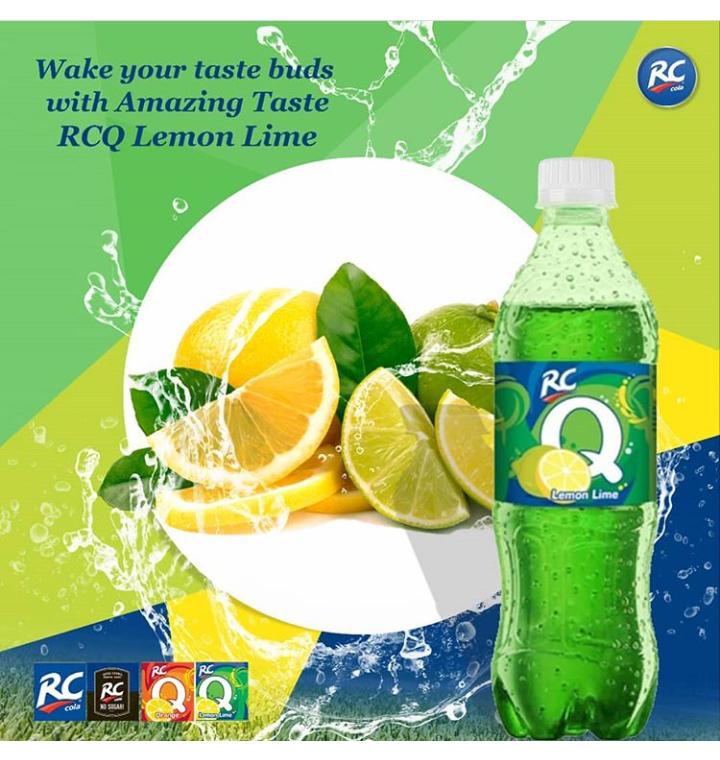 Memo flavour pf RC drinks