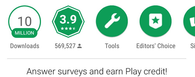 Google opinion rewards India, rating, reviews