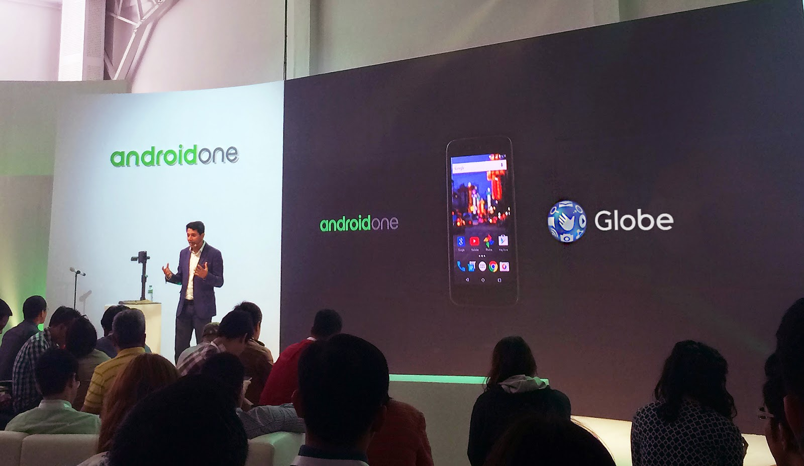 Globe, Google join forces for Android One