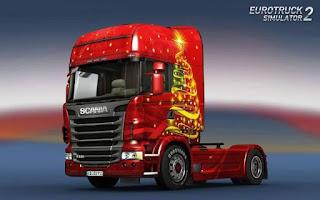تحميل لعبة Euro Truck Simulator 2