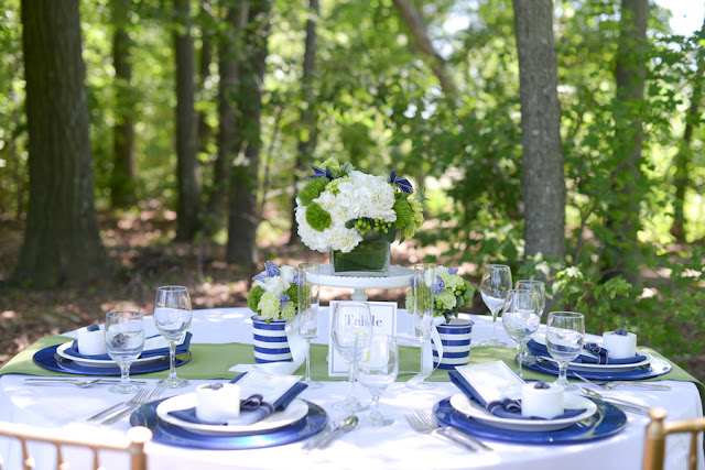 white+blue+navy+green+lime+neon+wedding+yellow+dessert+table+reception+bride+groom+bouquet+cake+table+setting+favors+pie+lemonade+summer+outdoor+rustic+nautical+beach+ocean+sea+dani+fine+photography22 - Preppy Summer
