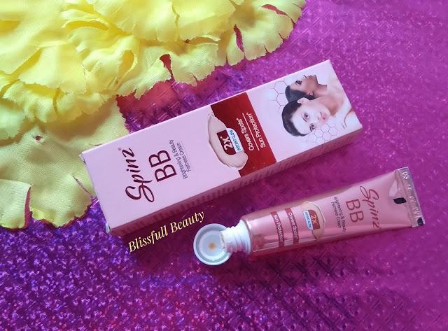 Spinz BB Brightening Beauty Fairness Cream Review