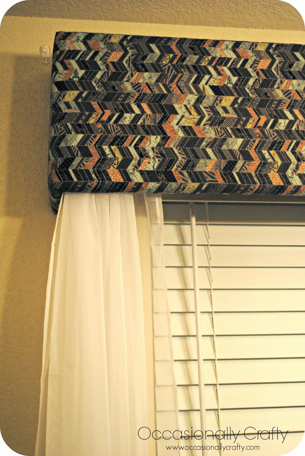 Diy Window Treatments Occasionally Crafty Diy Window