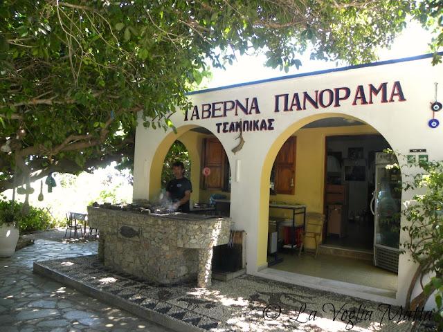 Rodi Taverna Panorama