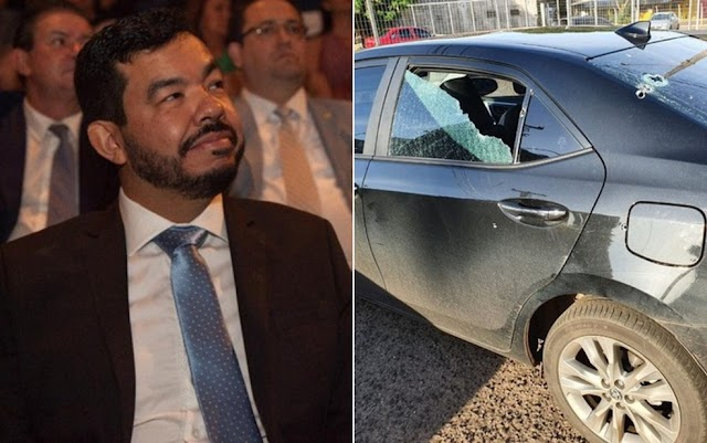 PGR denuncia ao STF deputado bolsonarista acusado de ter forjado o próprio atentado