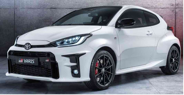 2021 Toyota GR Yaris Car $ 1,000 Under Retail Price
