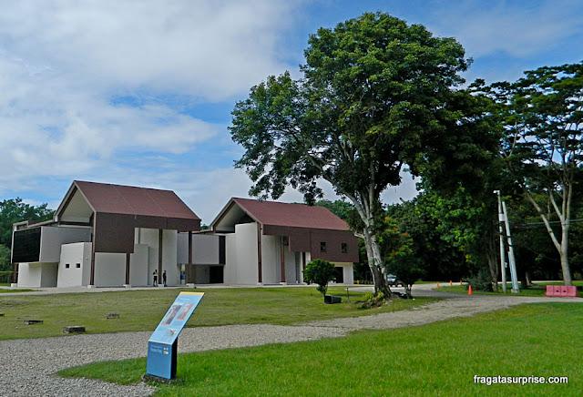 Museu da Praça Maior de Panamá Viejo, Cidade do Panamá
