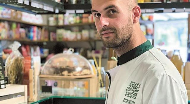 Κωνσταντίνος Ρούσσης: Από την Αλέα της Αργολίδας στον επαγγελματικό χώρο του τυριού της Αθήνας