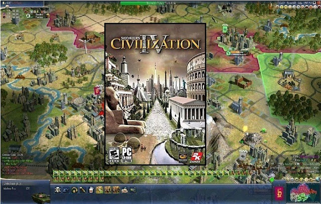 Civilization IV - 7 Classic PC Games That Still Hold Up