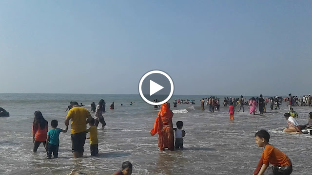 Video of our Cox's Bazar Visit