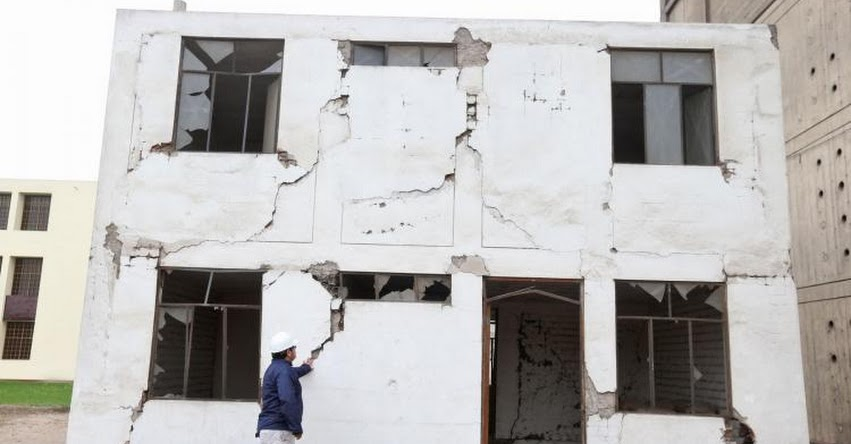 UTEC: Estudiantes crearán sistema de bajo costo que detecta el daño en estructuras de concreto
