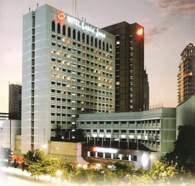 Hotel Grand Sahid Jaya Sudirman Jakarta