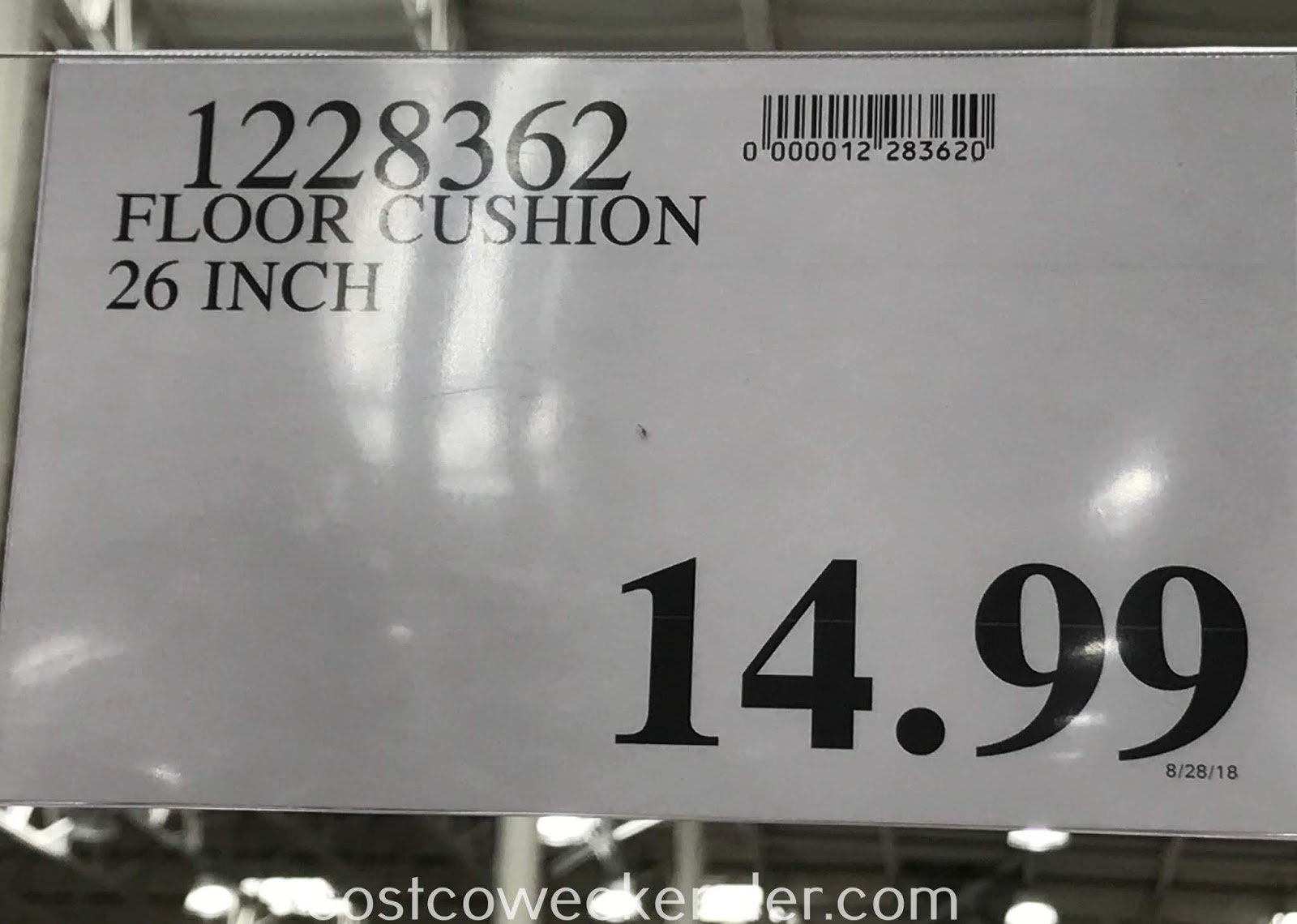 Deal for a Kid's Floor Cushion at Costco