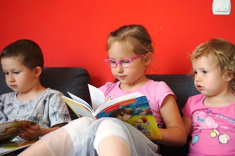 książki dla dzeci, co czytamy z sześciolatką?