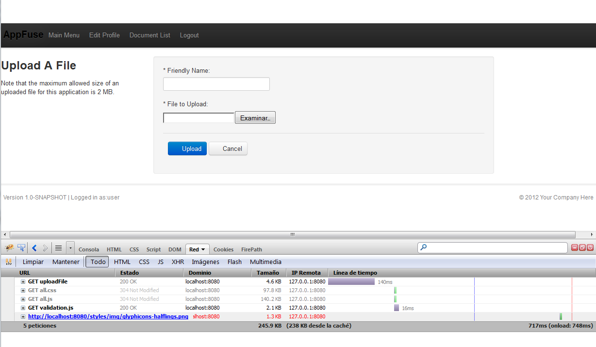 Operator New: Adding web resource fingerprinting to AppFuse with wro4j