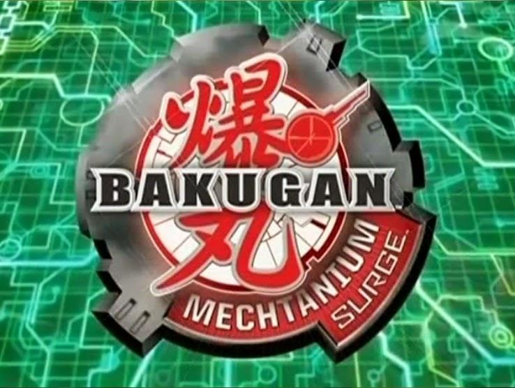 Ver Bakugan - El Surgimiento de Mechtanium Online