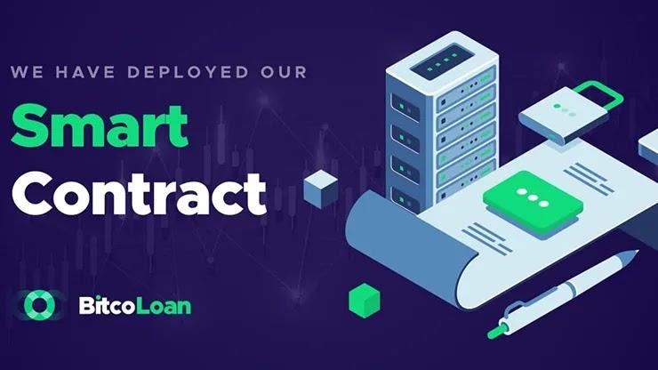 Cмарт-контракт от BitcoLoan