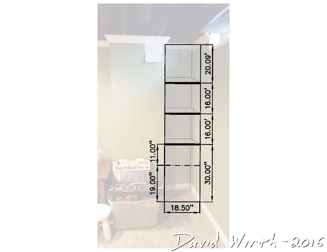 cad design corner shelf, 3d shelf, plans, dimensions