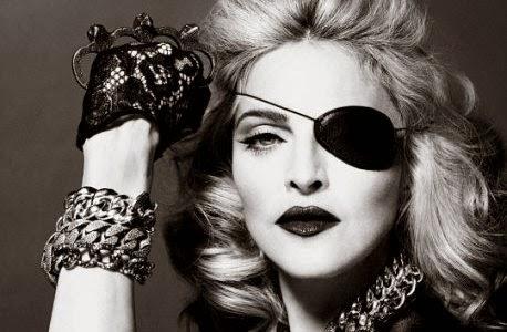 Madonna canta Sobre os Illuminati em Nova Música