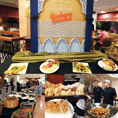 Iftar Ramadan Buffet di The Grand Renai Kota Bharu, Kelantan