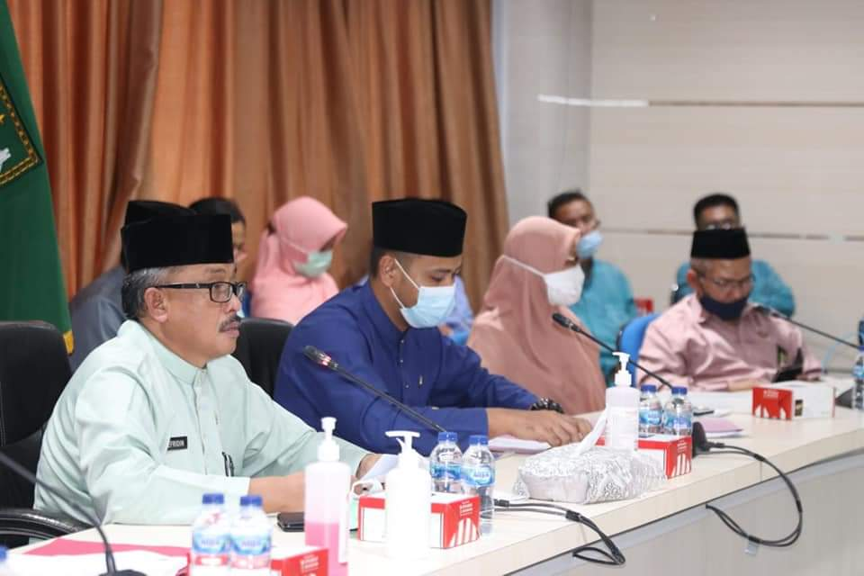 Buka Acara Pendampingan Verifikasi APE,  Jefridin : IPG Kota Batam Sebesar 94,54 % Lebih Tinggi dari IPG Kota Batam